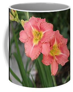 Pink Asiatic Lily Coffee Mug