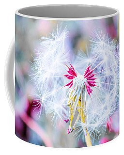 Magic In Pink Coffee Mug by Parker Cunningham