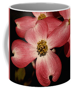 Pink Dogwood Coffee Mug by James C Thomas