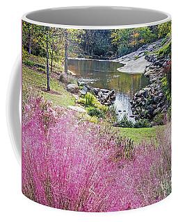 Pink Fall Coffee Mug