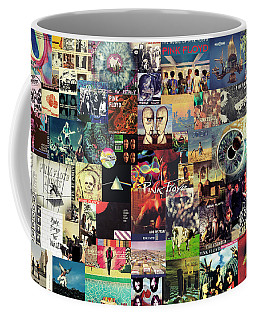 Pink Floyd Collage II Coffee Mug