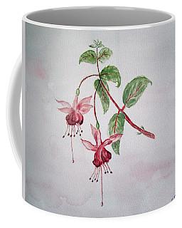 Pink Fuchsia's  Coffee Mug
