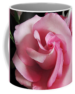 Pink Glow Coffee Mug by Kristine Merc