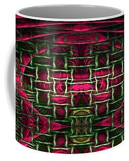 Pink Illusion Coffee Mug
