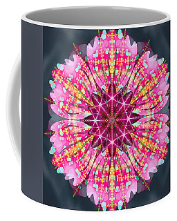 Pink Lightning Coffee Mug