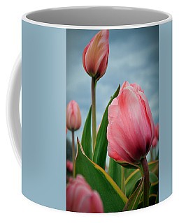 Coffee Mug featuring the photograph Pink Passion by Athena Mckinzie