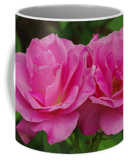 Pink Passion Coffee Mug by James C Thomas