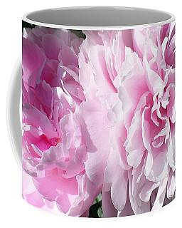 Pink Peonies 3 Coffee Mug