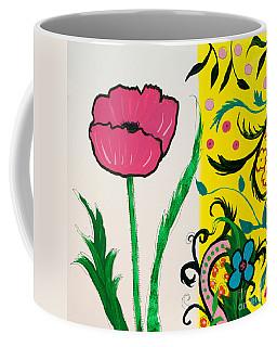 Pink Poppy And Designs Coffee Mug