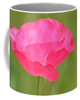 Pink Poppy Coffee Mug