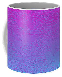 Pink Purple Blue Coffee Mug