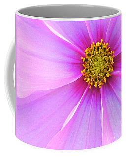Pink Ribbons Coffee Mug by Tracy Male