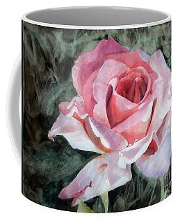 Pink Rose Greg Coffee Mug