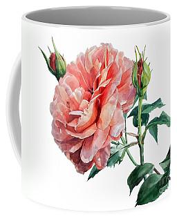 Pink Rose Odette  Coffee Mug