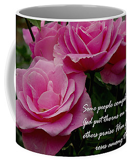 Roses And Thorns Coffee Mug