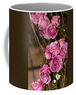 Pink Roses Coffee Mug by Patrice Zinck
