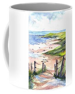Coffee Mug featuring the painting A New Day by Carol Wisniewski