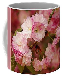 Pink Spring Blossoms Coffee Mug