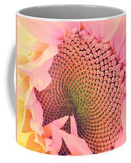 Pink Sunflower Coffee Mug