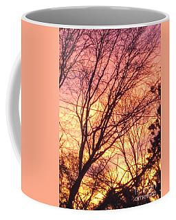Pink Twilight Coffee Mug