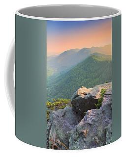 Pinnacle Rock Coffee Mug by Mary Almond