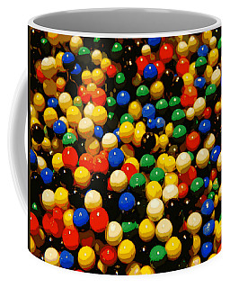 Pinned Coffee Mug by Joseph Skompski