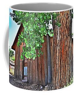 Pioneer Cabin Coffee Mug