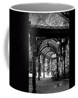 Pioneer Square Pergola Coffee Mug