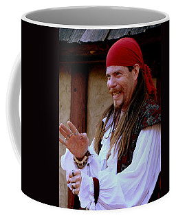 Pirate Shantyman Coffee Mug