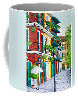 Pirates Alley Coffee Mug