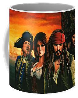 Pirates Of The Caribbean  Coffee Mug