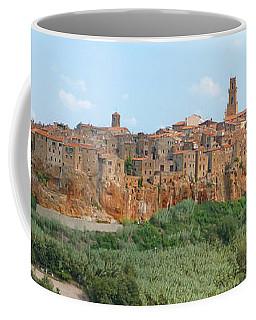 Pitigliano Panorama Coffee Mug