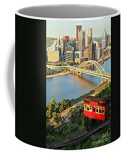 Pittsburgh Duquesne Incline Coffee Mug