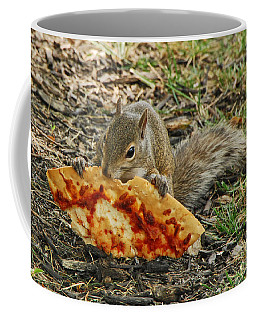 Pizza For  Lunch Coffee Mug