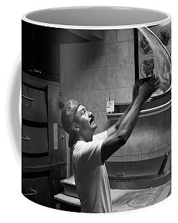 Pizza Toss Coffee Mug