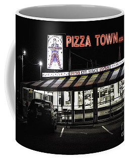 Pizza Town Coffee Mug