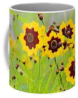 Plains Coreopsis Coffee Mug
