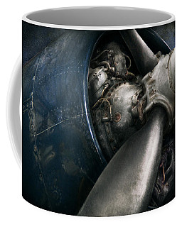 Plane - Pilot - Prop - You Are Clear To Go Coffee Mug