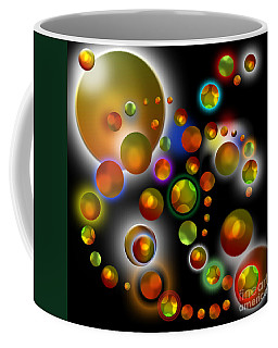 Planets Aligned Coffee Mug