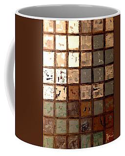Plastered Wall Coffee Mug