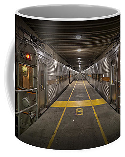 Platform Eight At Union Station Coffee Mug