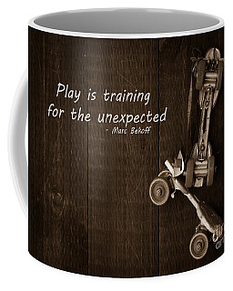 Play Is Training For The Unexpected Coffee Mug