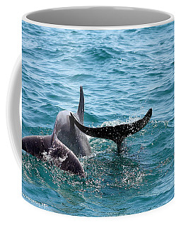 Coffee Mug featuring the photograph Play Time by Debra Forand