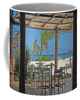 Playa Blanca Restaurant Bar Area Punta Cana Dominican Republic Coffee Mug