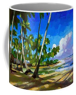 Coconut Tree Coffee Mugs