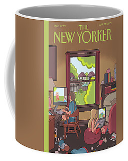 Playdate Coffee Mug