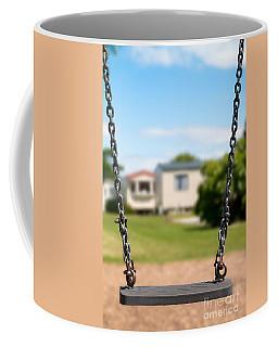Playground Swing Coffee Mug
