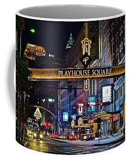 Playhouse Square Coffee Mug
