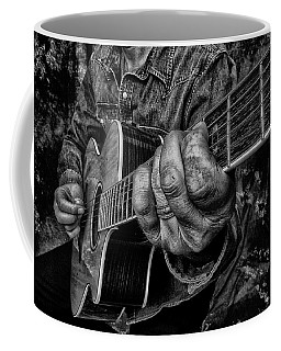 Playin The Blues Coffee Mug