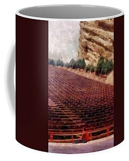 Playing At Red Rocks Coffee Mug